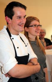 Das OpeningEvent am 24. März 2012 - Christine Heß und Michael Laus